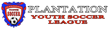 Plantation Youth Soccer Logo